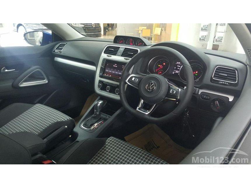 2017 Volkswagen Scirocco GTS Hatchback