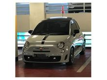 2015 Abarth 500 ASLI (Bukan FIAT 500 sport/pop/lounge) 1.4 Hatchback