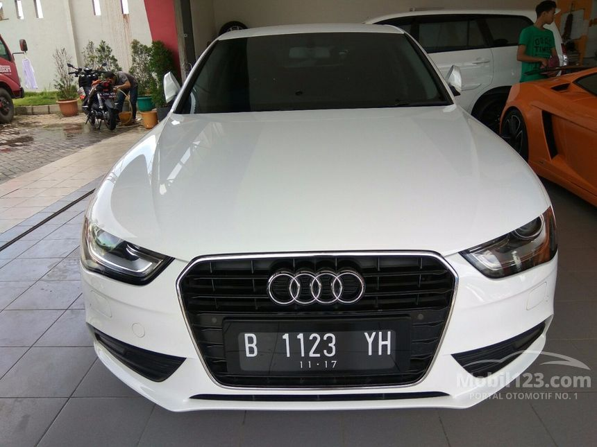 2012 Audi A4 1.8 TFSI PI Sedan