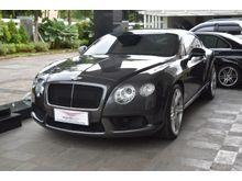 Bentley Continental GT 4.0 V8 Coupe Warna Grey 2013
