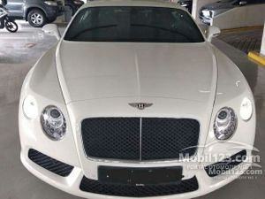 2014 Bentley Continental GT 4.0 V8 Coupe