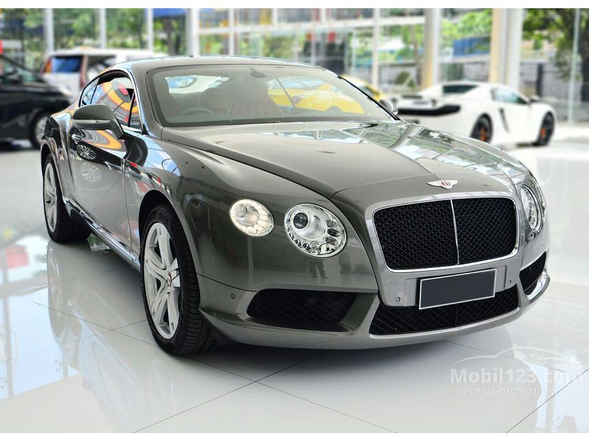 2014 Bentley Continental GT V8 Coupe