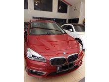 2015 BMW 218i 1.5 Sport Line GRAND TOURER AT MATIC MERAH ISTIMEWA