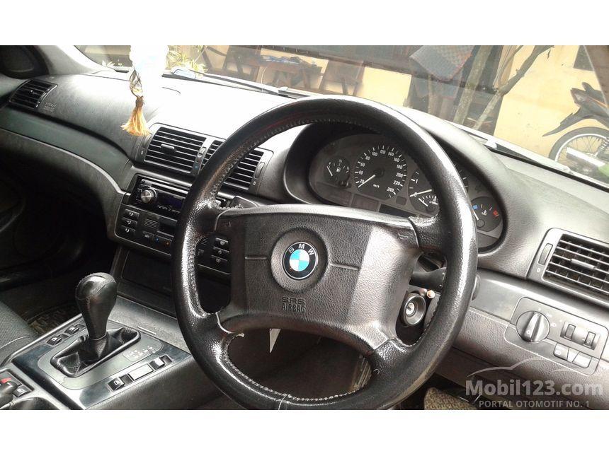 2000 BMW 318i 1.8  Sedan