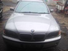 2003 BMW 318i 2.0 2.0 Automatic Sedan
