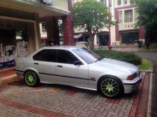 1996 BMW 318i 1.8 E36 1.8 Manual Sedan
