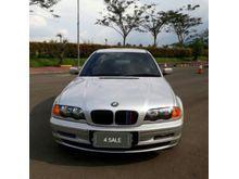 2001 BMW 318i 2.0 Na Sedan