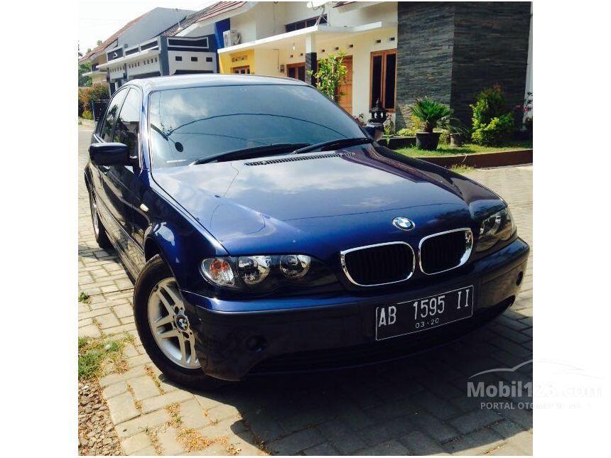 Jual Mobil BMW 318i 2003 2.0 di Yogyakarta Automatic Sedan ...
