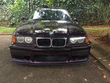 1995 BMW 320i 2.0 E36 2.0 Automatic Sedan