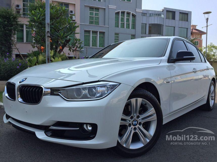 Jual Mobil BMW 320i 2014 Sport 2.0 di Bali Automatic Sedan ...