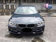 BMW 320i sport f30 2014 warranty