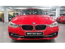 2016 BMW 320i 2.0 Sport Sedan