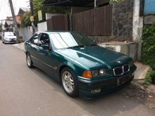 1997 BMW 323i 2.5 E36 2.5 Manual Sedan