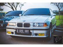 1996 BMW 323i 2.5 E39 2.5 Manual Sedan