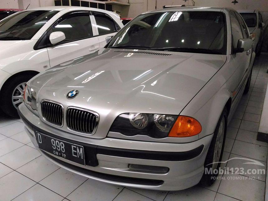 Jual Mobil BMW 325i 2001 2.5 di Jawa Timur Automatic Sedan ...