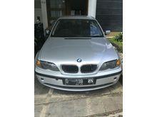 2002 BMW 325i 2.5 Sedan