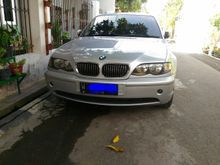 2004 BMW 325i 2.5 Sedan