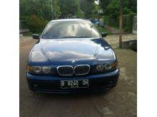 2002 BMW 520i 2.2