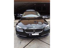 2013 BMW 520i 2.0 Luxury Sedan