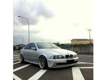 2003 BMW 520i stance with autoart vyc rims