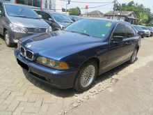 2001 BMW 525i 2.5 Sedan E39