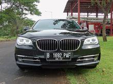 2013 BMW 730Li 3.0 730Li Sedan