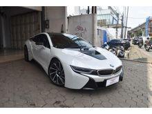 BMW I8 1.5L white 2015 pemakaian 2016