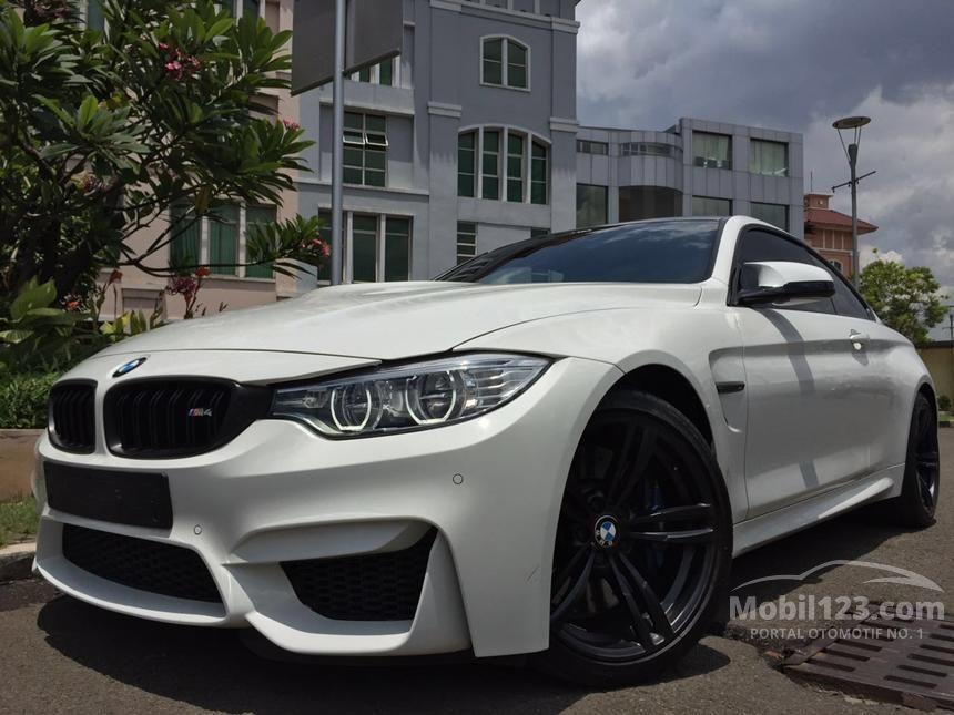 2014 New BMW M4 Coupe White Side View | Boobrok.com ...