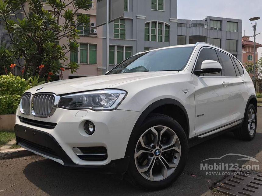 Jual Mobil BMW X3 2016 xDrive20i xLine 2.0 di DKI Jakarta ...