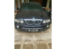 2004 BMW X5 3.0 E53 Facelift 3.0 L6 Automatic SUV