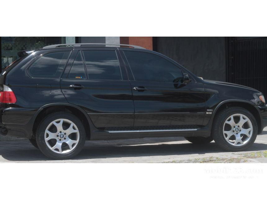 BMW X5 2003 3.0 di Bali Automatic SUV Hitam Rp 185.000.000 ...