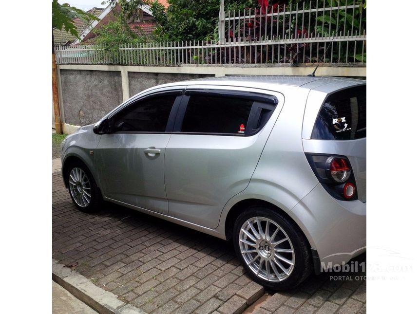 Jual Mobil Chevrolet Aveo 2013 LT 1.4 di DKI Jakarta