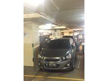 2012 Chevrolet Aveo 1.4 LT Hatchback