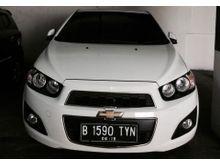 2014 Chevrolet Aveo 1.4 LT -- For Manual Lover!!!