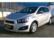 Chevrolet Aveo 2012 1.4 LT Service record dari baru tangan 1