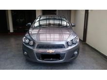 Chevrolet Aveo LT 2013 Akhir