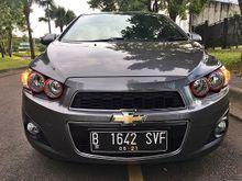 2012 Chevrolet Aveo 1.4 LT Automatic Paket TDP Ringan