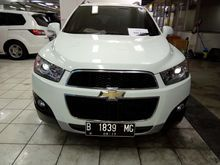 2011 Chevrolet Captiva 2.0 Pearl White SUV