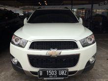 2011 Chevrolet Captiva 2.0 Pearl White SUV