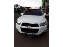2013 Chevrolet Captiva 2.0 Pearl White SUV