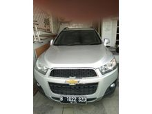 2011 Chevrolet Captiva 2.4 Pearl White SUV