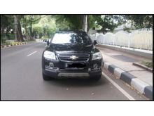 2011 Chevrolet Captiva 2.0 Pearl black SUV