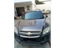 Dijual Chevrolet Captiva 2.4 matic solar tahun 2008 bulan 12