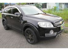 Chevrolet Captiva AUTOMATIC Bensin Plat N Th 2010 Hitam