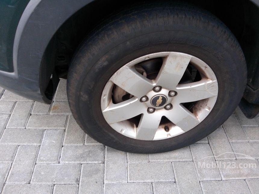2007 Chevrolet Captiva SUV