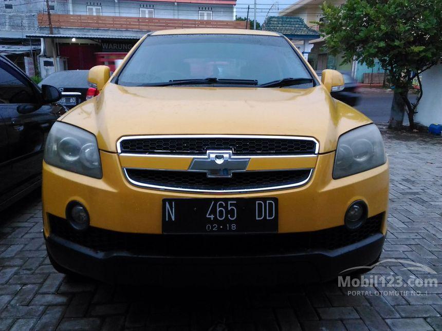 Jual Mobil Chevrolet Captiva 2007 2.4 di Jawa Timur ...