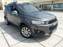 2011 Chevrolet Captiva 2.0  Diesel Automatic