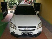 Chevrolet captiva diesel 2.0cc thn  2010