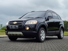 2009 Chevrolet Captiva 2.4 SUV AT Hitam Mulus Istimewa