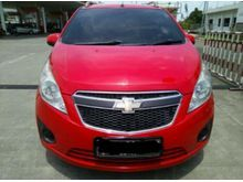 2010 Chevrolet Spark 1.2 LT Hatchback